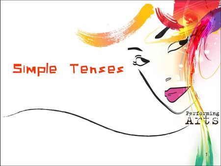 Simple Tenses 1. Simple Tense แบ่ง ออกเป็น Present Simple Tense Past Simple Tense Future Simple Tense PCCCR 2.