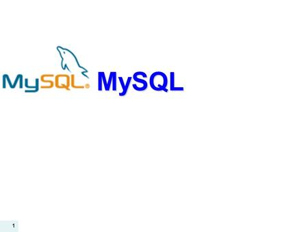 1 MySQL. 2 Content  Overview of MySQL's Authentication  Privilege system & user type  MySQL structure  การ backup และการ restore ฐานข้อมูล  Trigger.