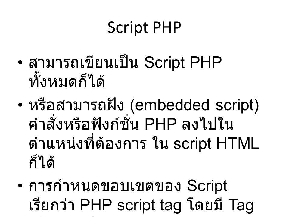 มาถึงตรงนี้จึงไม่มีเหตุผลใดๆ ที่จะทำให้คิดว่า PHP เป็นภาษาที่กำลังเสื่อมความนิยม คุณสามารถติดตามเรื่องราว การพัฒนา และ Download PHP ตัวล่าสุดได้จาก www.php.netwww.php.net