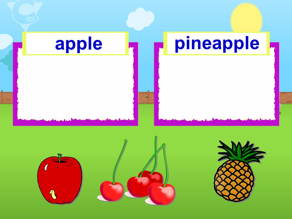 apple pineapple