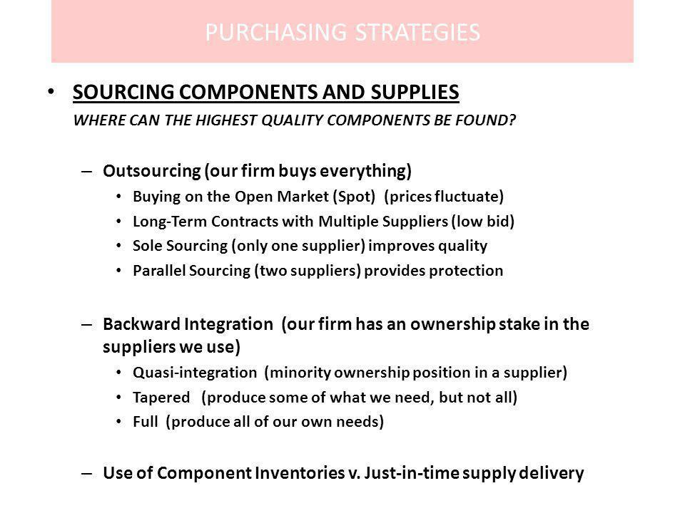 การ จัดซื้อ Active cost management IT พันธมิตร หุ้นส่วนธุรกิจ Sourcing นวัตกรรม Procurement เครือข่าย ผลกระทบ ต่อธุรกิจ อาทิ รายจ่าย คุณภาพ ลูกค้า ข้อท้าทายตลาดซัพพลาย อาทิ ความเพียงพอ ราคา อำนาจต่อรอง สูง ต่ำ Simplify (process redesign) Secure (Quantity Leverage) Leverage (Price optimize) Manage (Negotiate Tech.