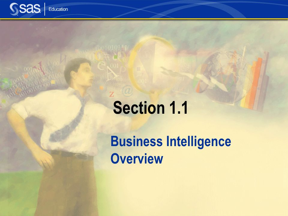 3 What Is Business Intelligence.