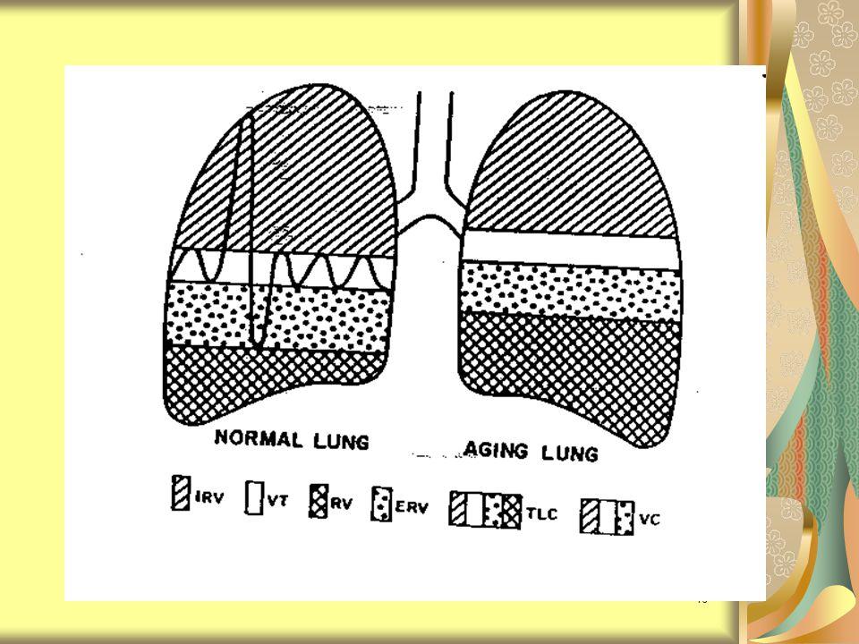 17 ผลกระทบทางคลินิก หลังผ่าตัดปอดแฟบ CO 2 คั่งง่ายขึ้น