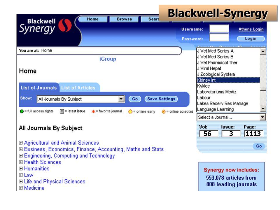 Blackwell-SynergyBlackwell-Synergy
