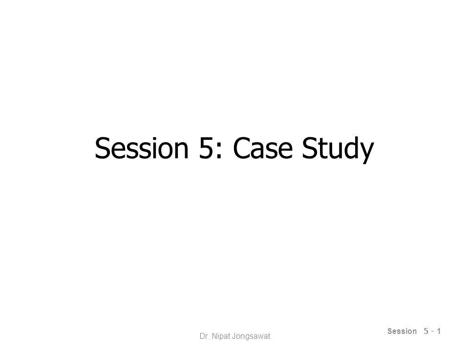 หัวข้อนำเสนอ Session 5 - 2 เนื้อหานำเสนอในเชิงปฏิบัติการ โดยแบ่งเป็น 4 หัวข้อดังนี้ –กรณีศึกษาที่ 1 การพัฒนาด้วยจาวา อาร์เอ็มไอ –กรณีศึกษาที่ 2 การพัฒนาแบบเว็บเซอร์วิซในสภาพแวดล้อมเดียว –กรณีศึกษาที่ 3 การเรียกใช้ Service ต่าง platform –กรณีศึกษาที่ 4การใช้ BPEL ในการควบคุมกิจกรรมทางธุรกิจ อ้างอิงเอกสารประกอบการฝึกอบรม Service-Oriented Architectureกรณีศึกษาที่ใช้ในส่วนปฏิบัติการ (Lab Book) ที่มี Dr.