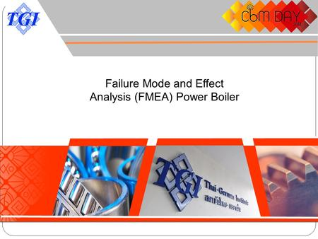 Failure Mode and Effect Analysis (FMEA) Power Boiler