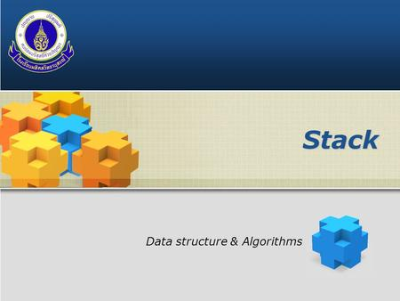 Data structure & Algorithms