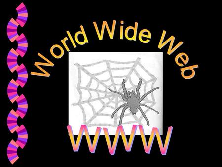 World Wide Web WWW.