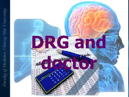 DRG and doctor.