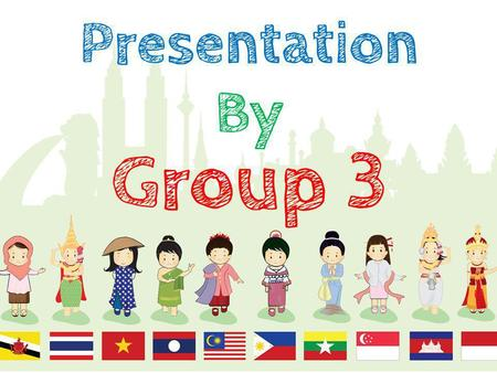 Presentation By Group 3.