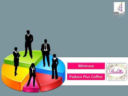 Minicase Padaso Plus Coffee.