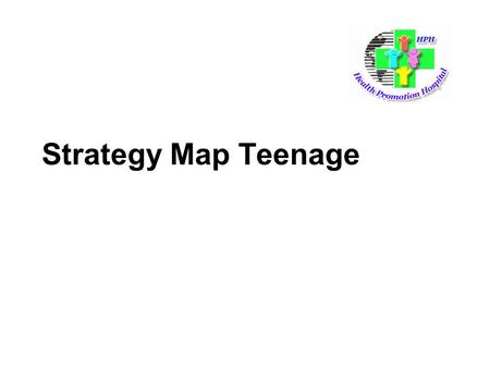 Strategy Map Teenage.