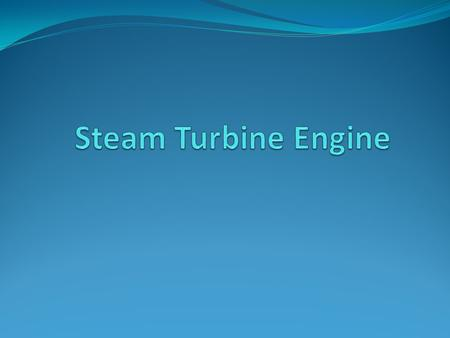 Preparing Main Steam Turbine for Sea Read the Text on Page 7How many commands can you find? 1. 2. 3. 4. 5. 6. 7. VerbSubject.