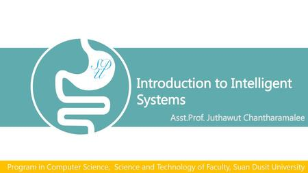 Introduction to Intelligent Systems