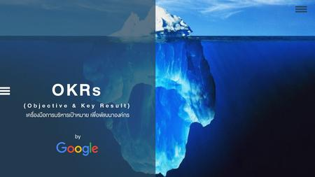 OKRs (Objective & Key Result)
