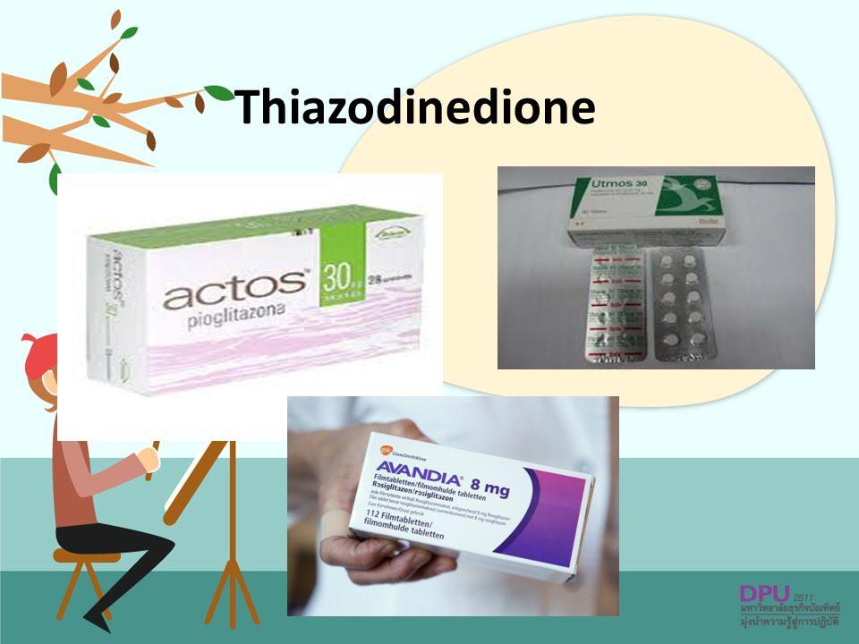 Thiazodinedione