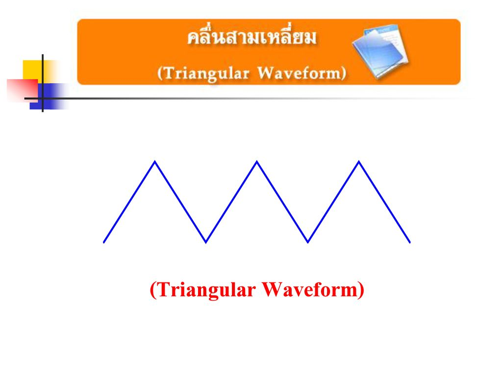(Triangular Waveform)
