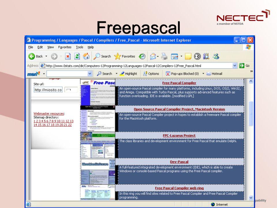Freepascal
