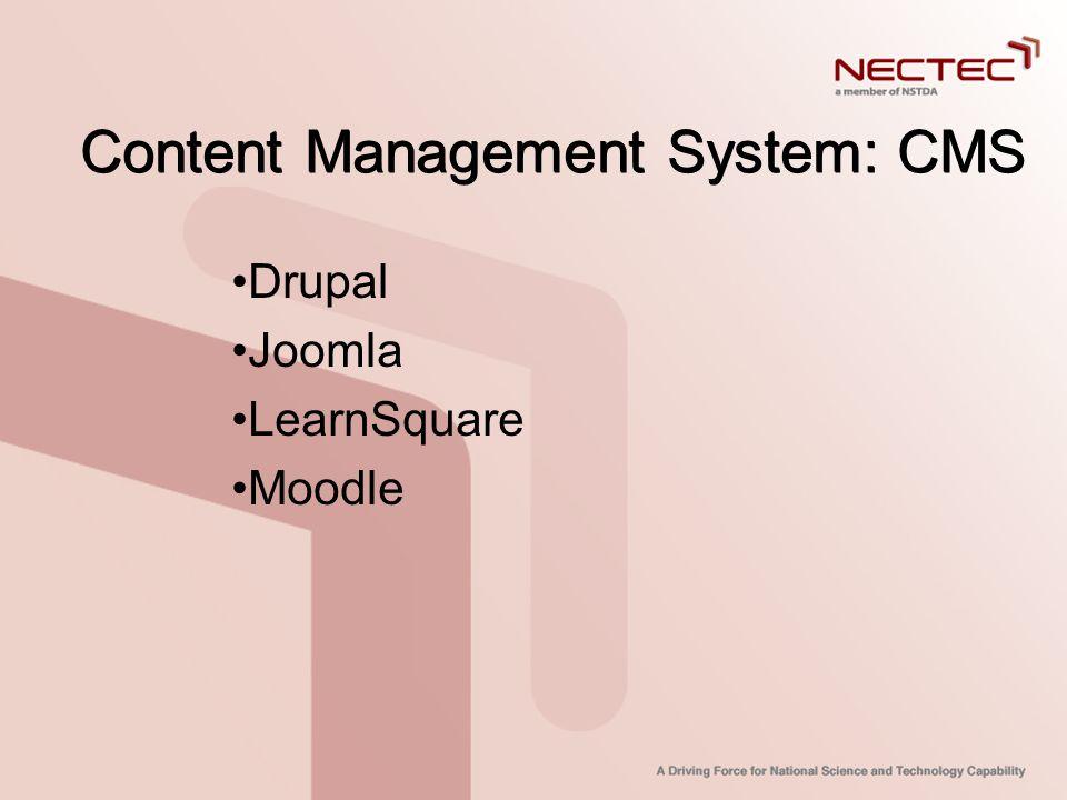 Content Management System: CMS
