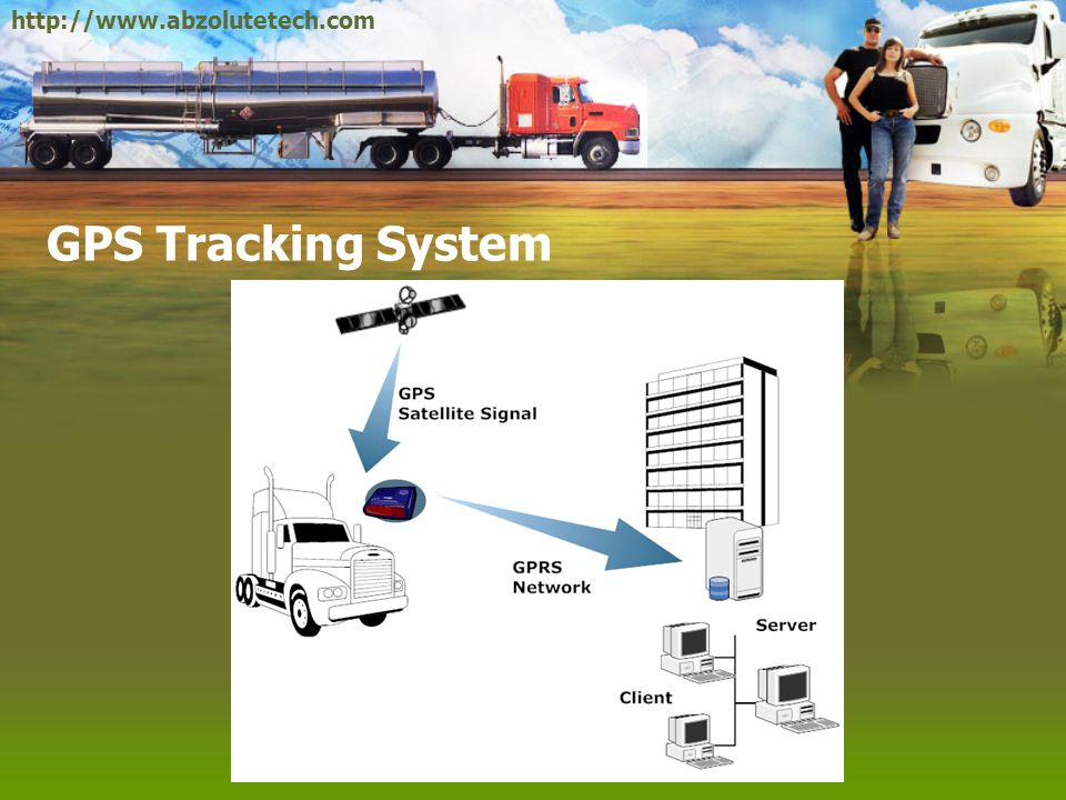 http://www.abzolutetech.com GPS Tracking System