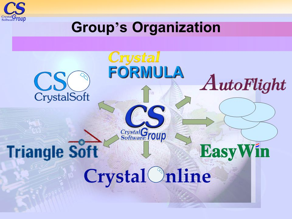 Group's Organization