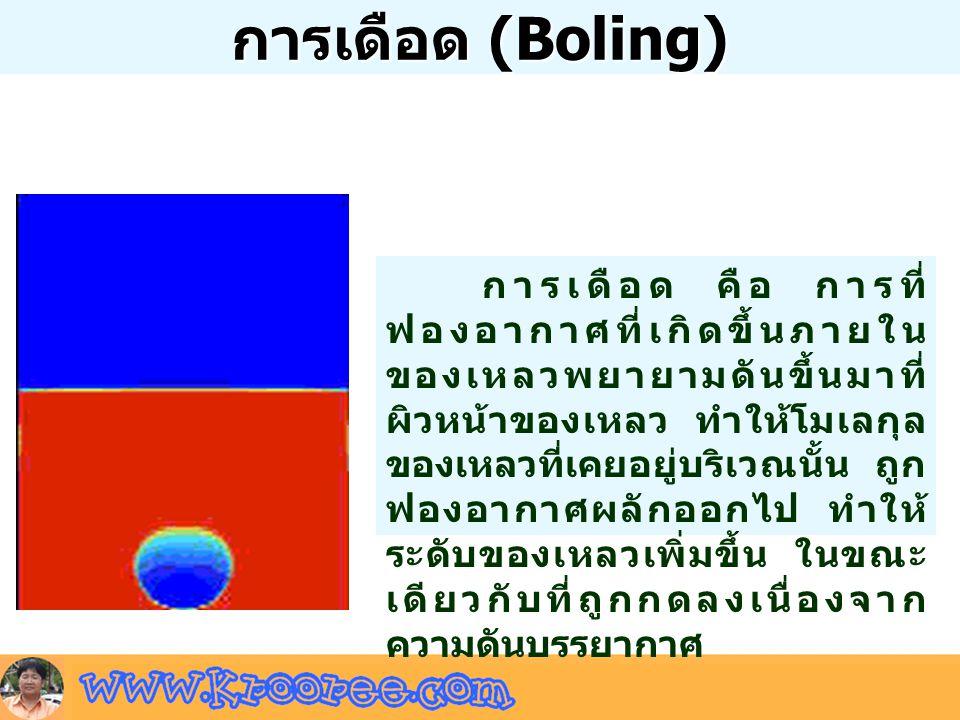 การเดือด (Boling)