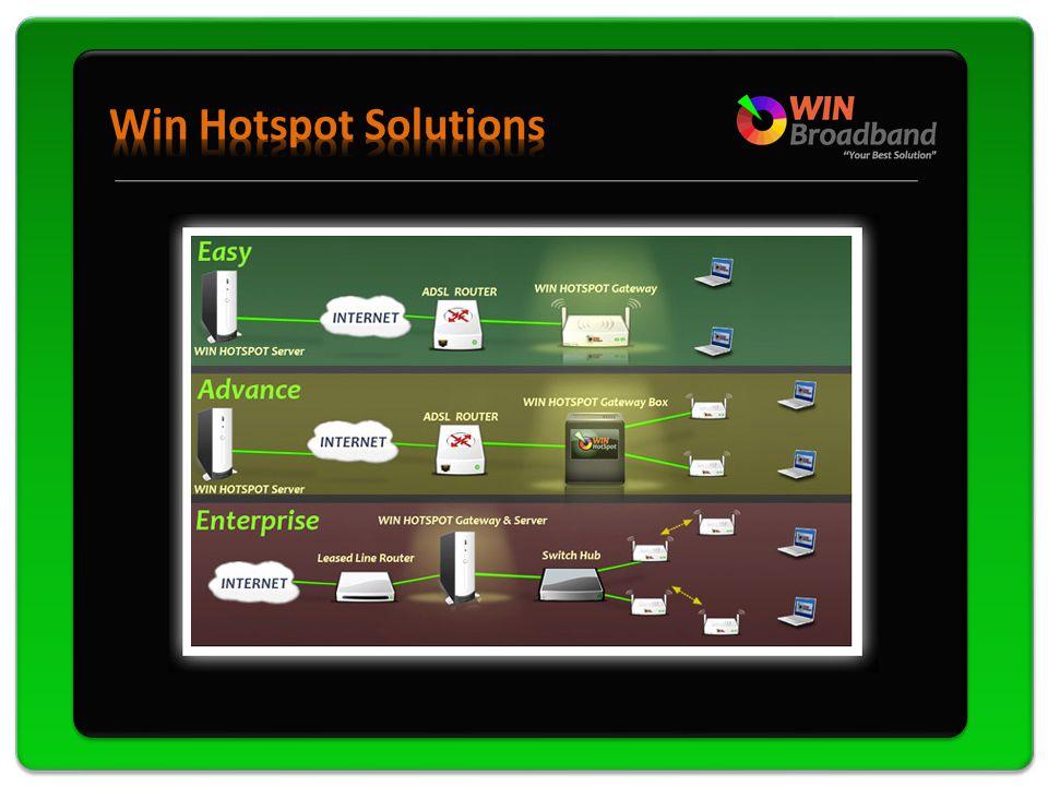 Win Hotspot Solutions