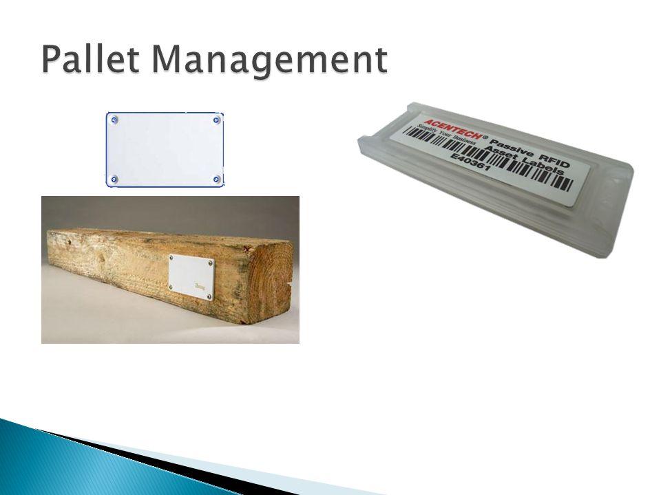 Pallet Management