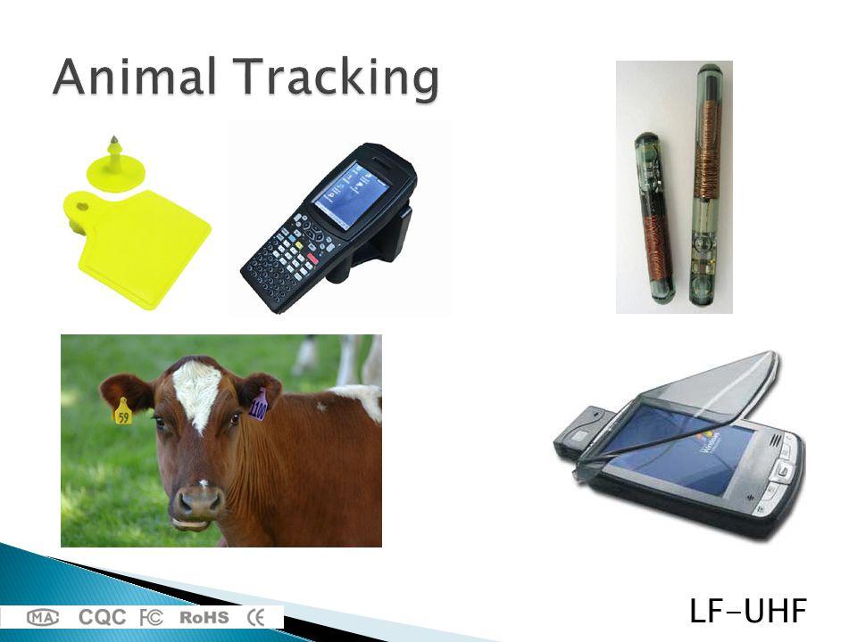 Animal Tracking LF-UHF