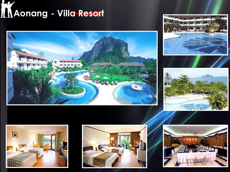 Aonang - Villa Resort