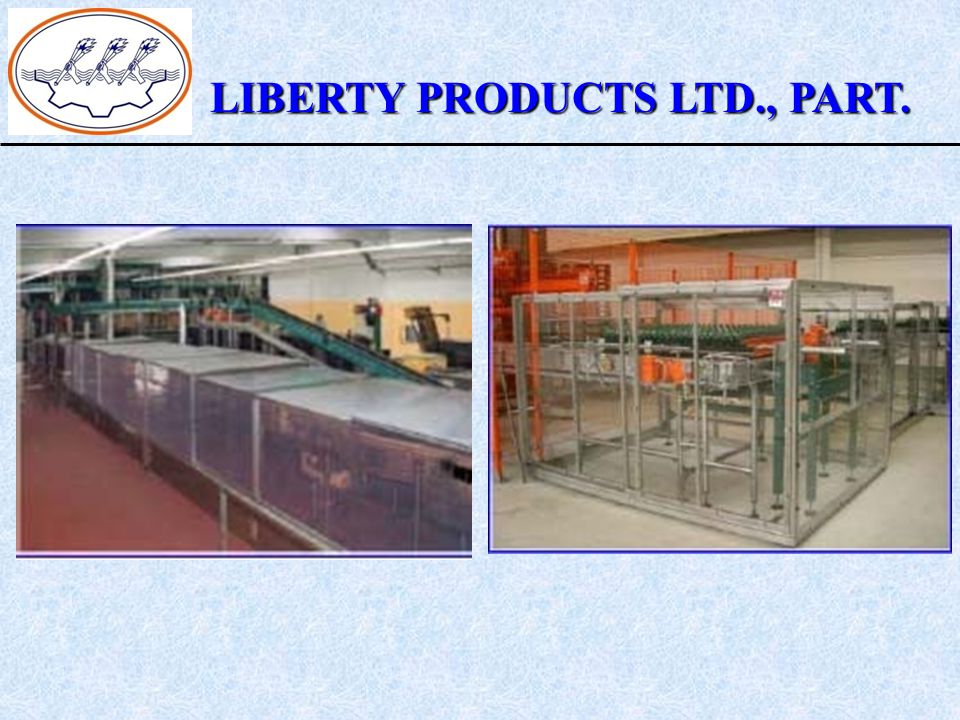 LIBERTY PRODUCTS LTD., PART.