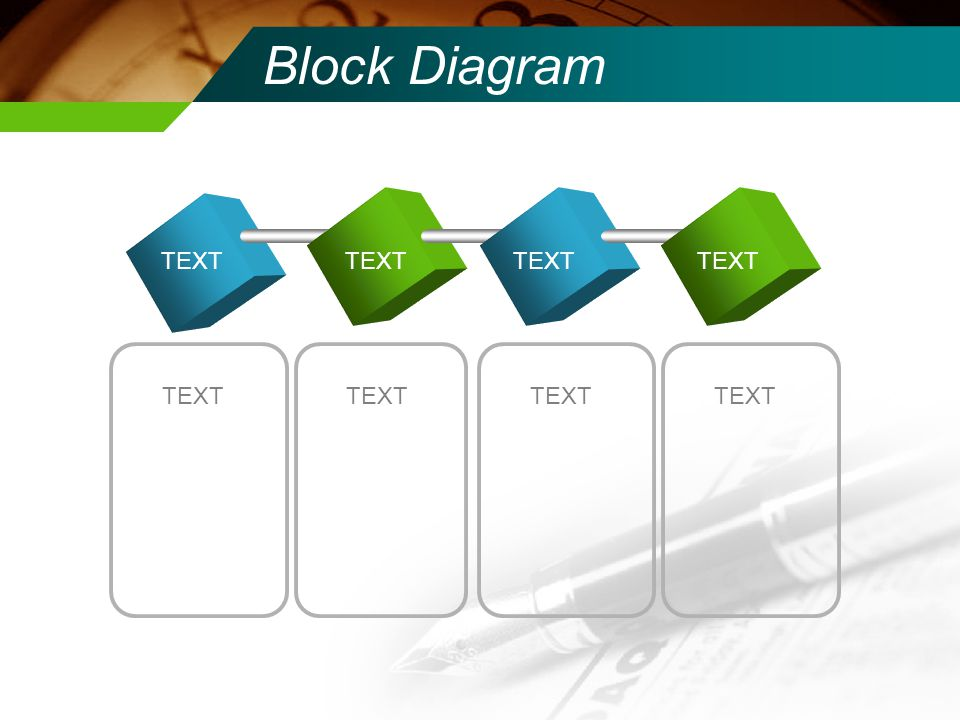 Block Diagram TEXT TEXT TEXT TEXT TEXT TEXT TEXT TEXT