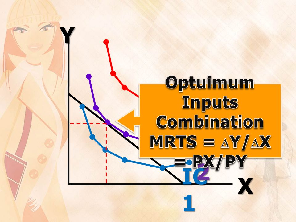 Optuimum Inputs Combination