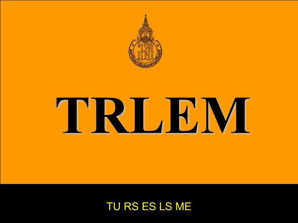 TRLEM TU RS ES LS ME