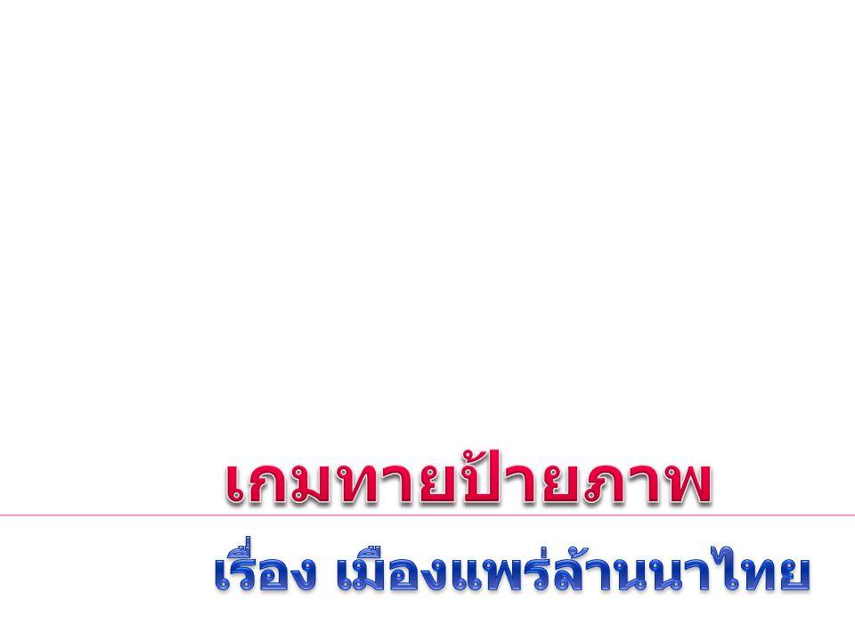 เรื่อง เมืองแพร่ล้านนาไทย