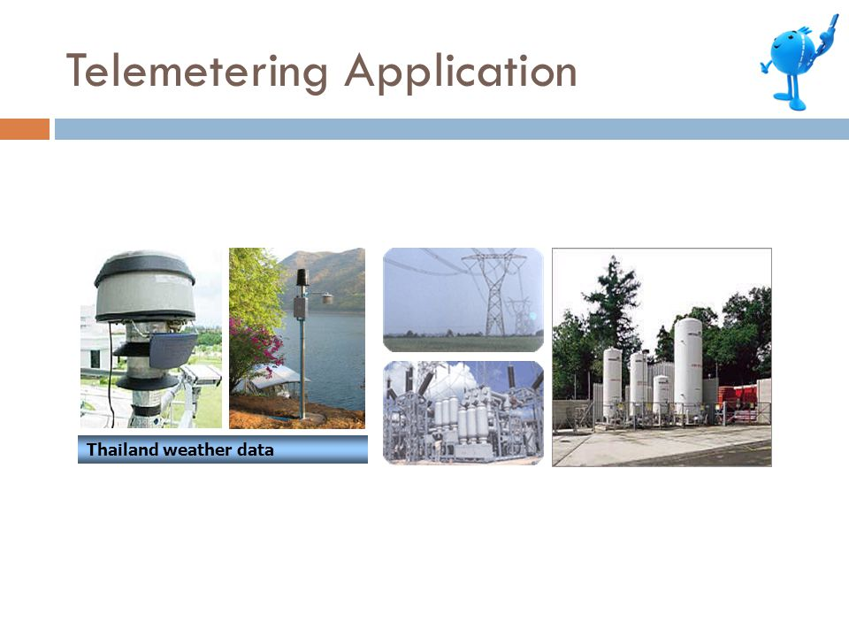 Telemetering Application