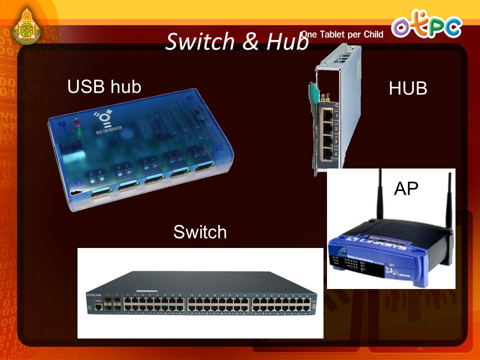 Switch & Hub USB hub HUB AP Switch