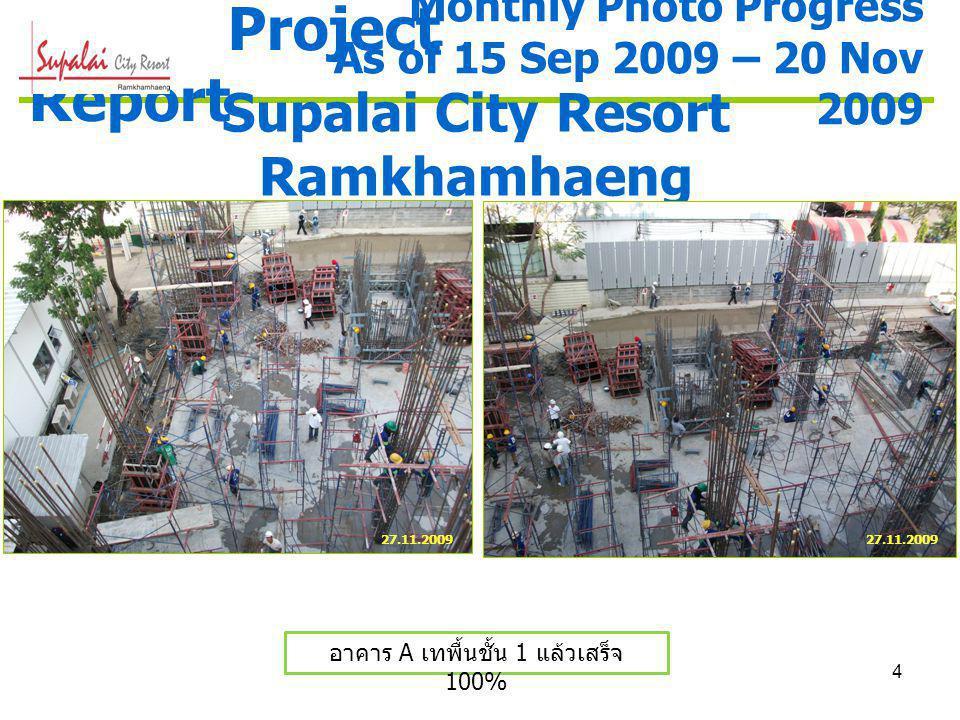 Supalai City Resort Ramkhamhaeng