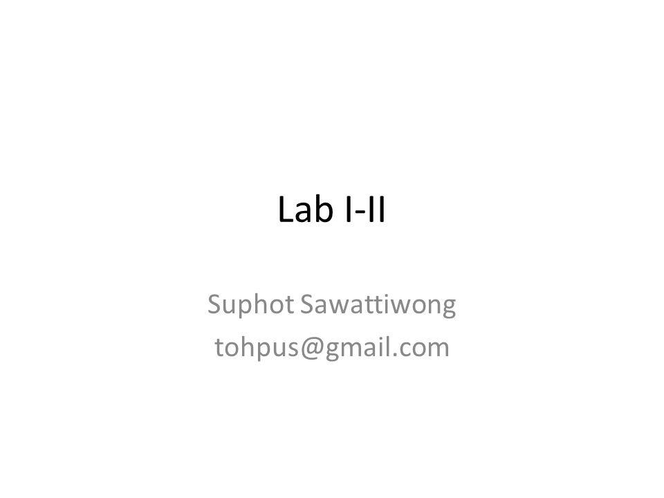 Suphot Sawattiwong tohpus@gmail.com