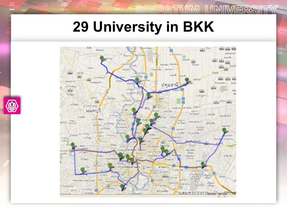 29 University in BKK
