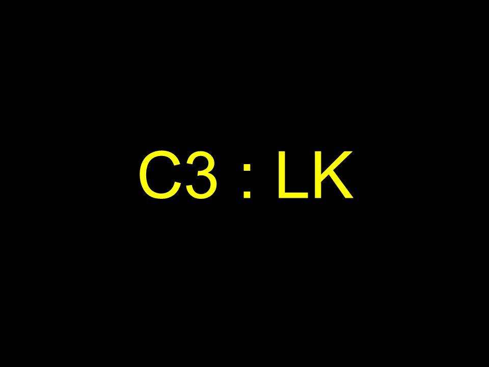 C3 : LK