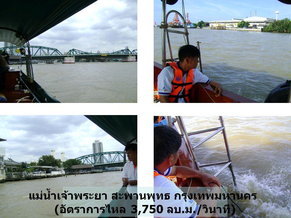 แม่น้ำเจ้าพระยา สะพานพุทธ กรุงเทพมหานคร