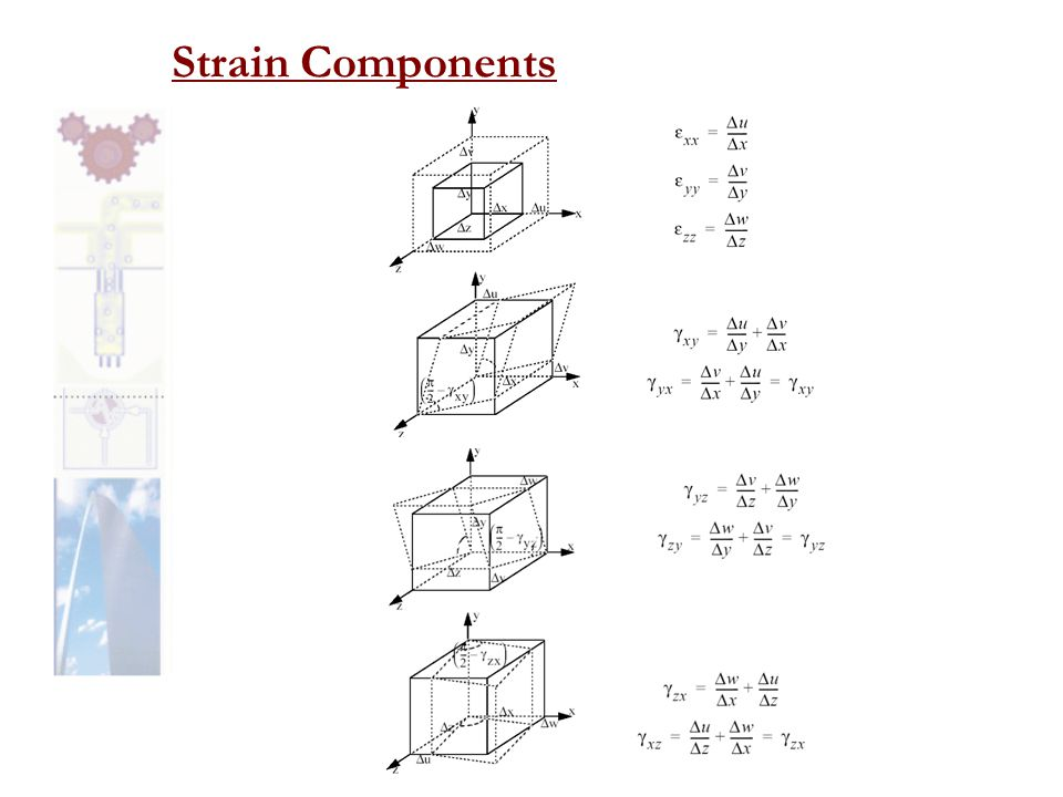 Strain Components