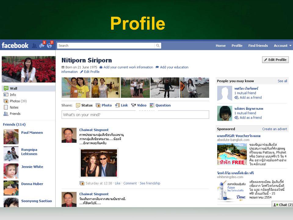 Profile Profile
