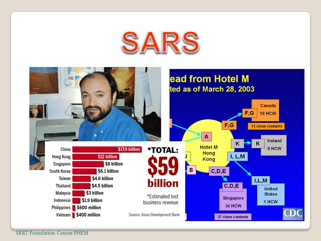 SARS SRRT Foundation Course PHEM