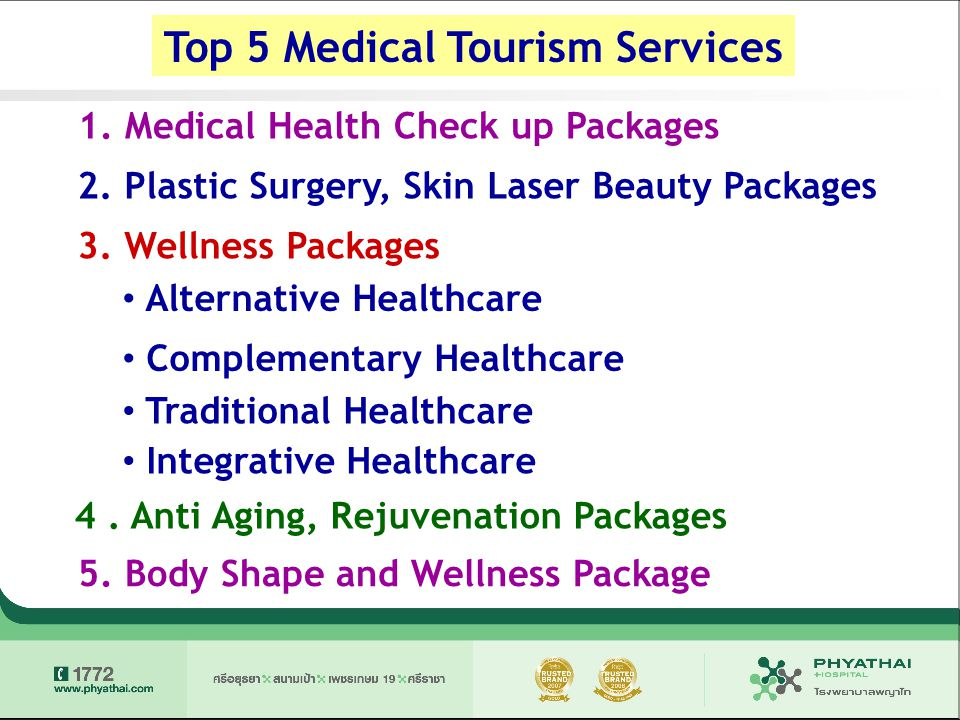 Top 5 Medical Tourism Services