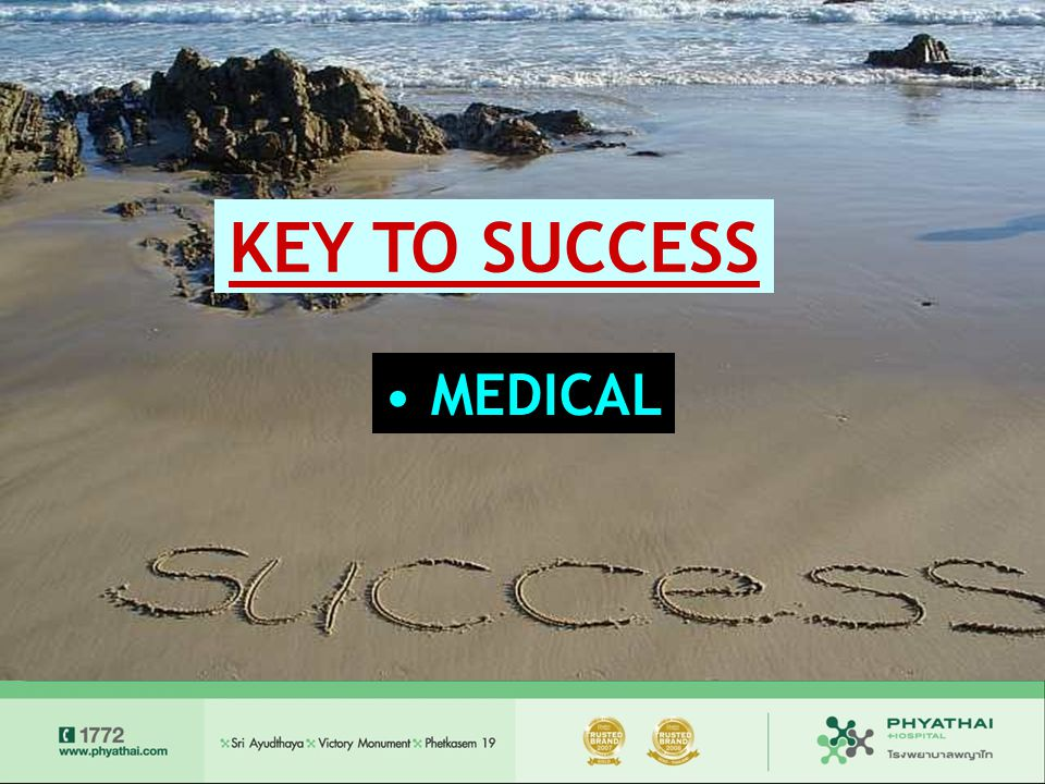 KEY TO SUCCESS MEDICAL