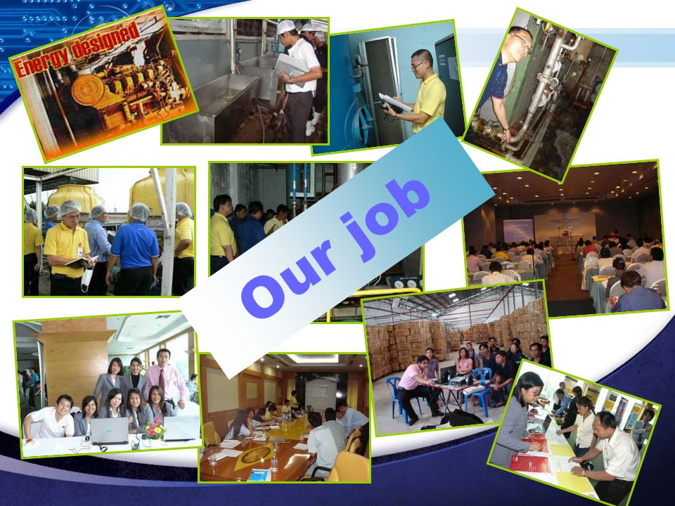 Our job