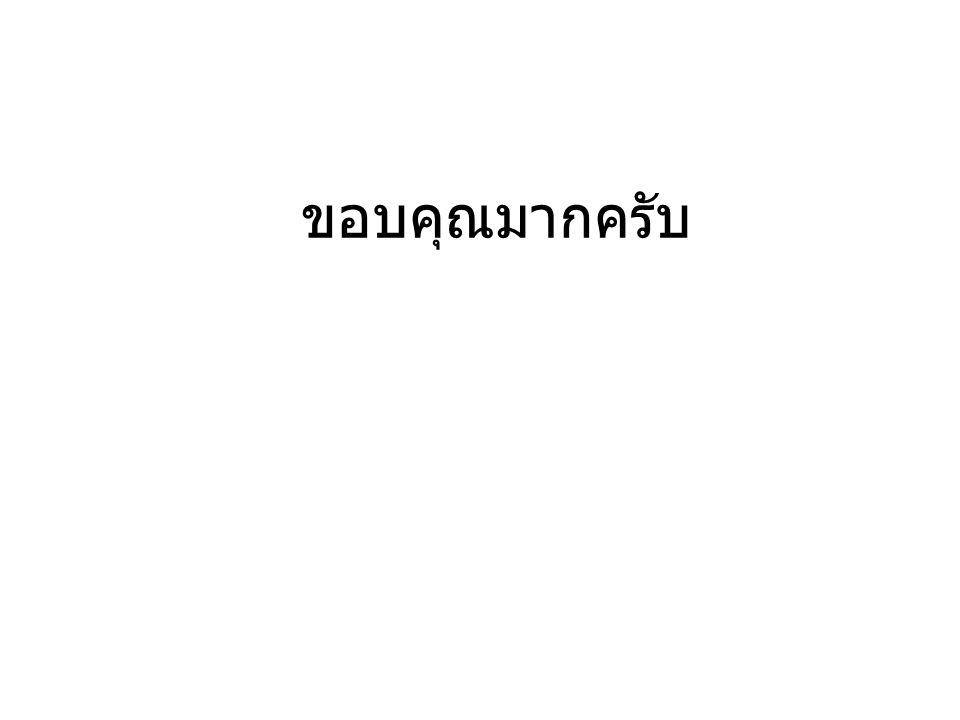 ขอบคุณมากครับ