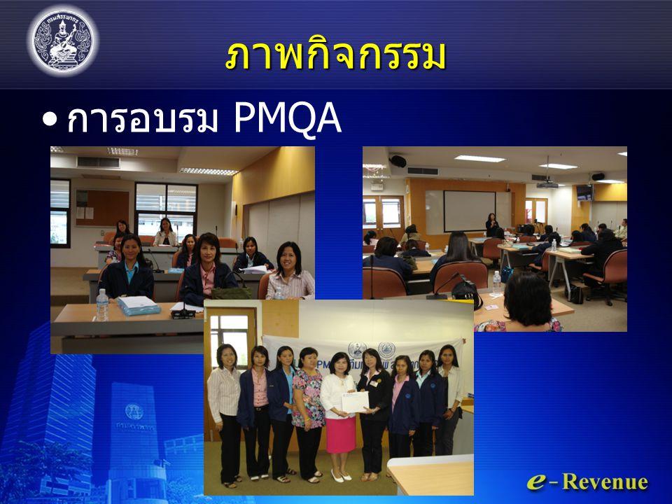 ภาพกิจกรรม การอบรม PMQA
